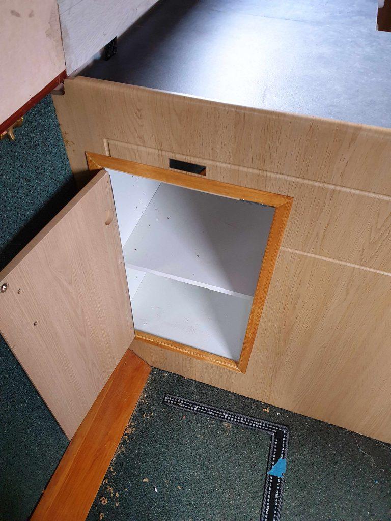 Special cupboard