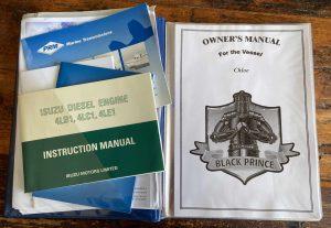 Black Prince Owners manual