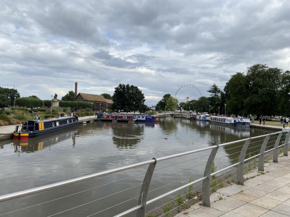 Bancroft Basin - Stratford-upon- Avon
