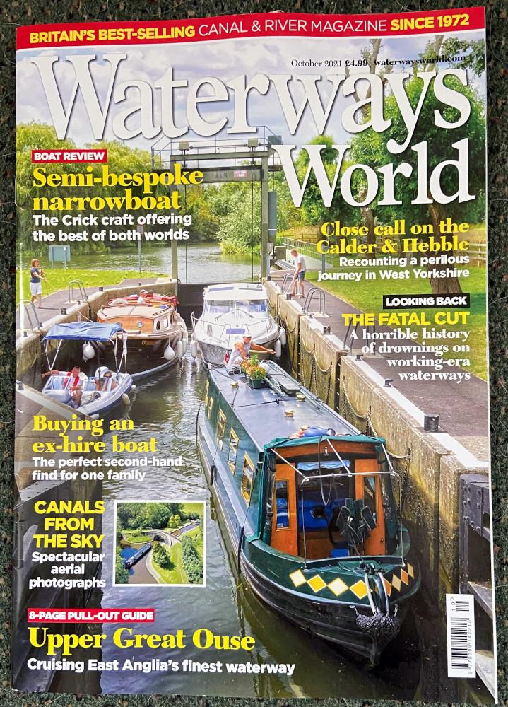 Waterways World October 2021 Issue